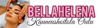Kauneushoitola BellaHelena Logo 2017 koossa 700x200px Helena & Paris Oy design Markku Tauriainen 07.11.2017 Suomi 100 Finland