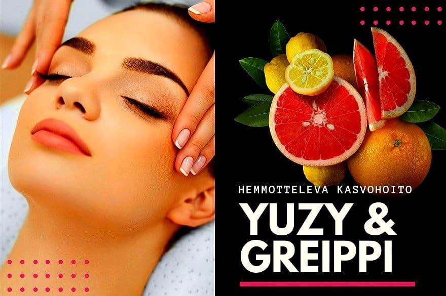 Uusi Kasvohoito Sothys Yuzy & Greippi